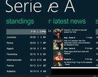 aplikacje dla fanów piłki nożnej aplikacje dla fanów sportu aplikacje piłkarskie aplikacje sportowe Darmowe piłka nożna sport Windows Phone Windows Phone 7 Windows Phone 8
