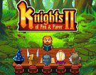 humor Knights of Pen & Paper 2 rpg na androida
