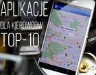 TOP-10 aplikacji dla kierowców