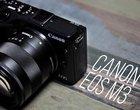 Canon EOS M3 - test aparatu