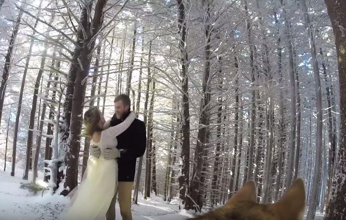 Sposób na darmowy film z wesela… - film ślubny GoPro ślub wesele