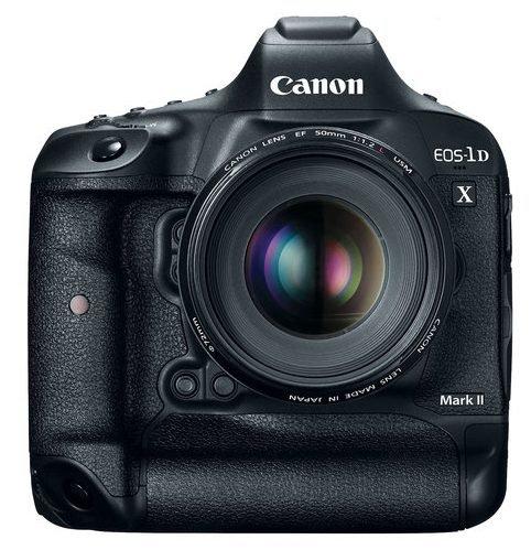 Canon zaprezentował lustrzankę EOS-1D X Mark II - 4K pełnoklatkowa lustrzanka