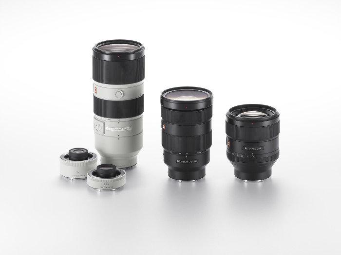 Dwa nowe zoomy: Sony G Master 24-70 mm oraz 70-200 mm f/2.8 - obiektyw zmiennoogniskowy teleobiektyw