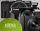 Nikon DL24-85, Canon G7 X Mark II, Panasonic TZ100 czy Fujifilm X70? Porównanie aparatów (2016)
