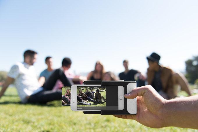 Prynt Case zamieni smartfon w aparat natychmiastowy - Prynt Case