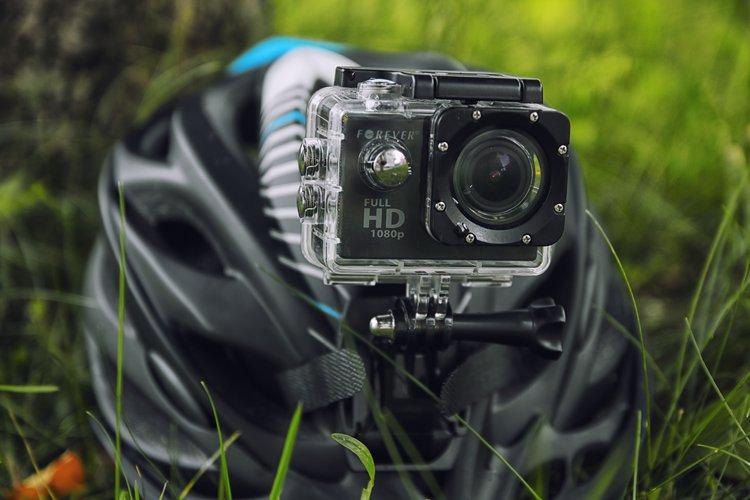 Forever SC-200. Miniaturowa kamerka sportowa -