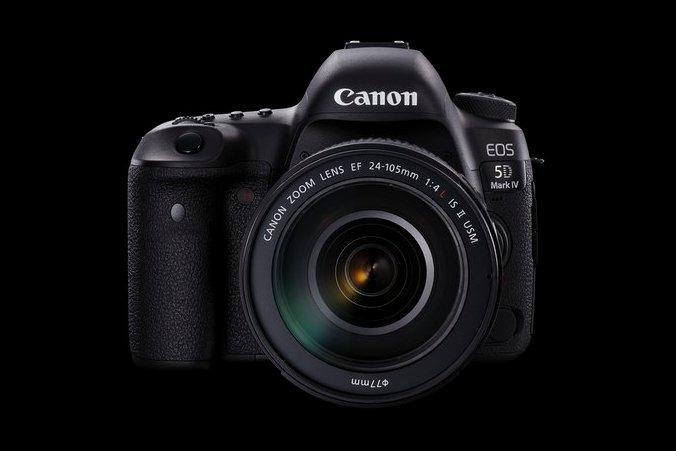 EOS 5D Mark IV: czy Canon wróci do gry? -