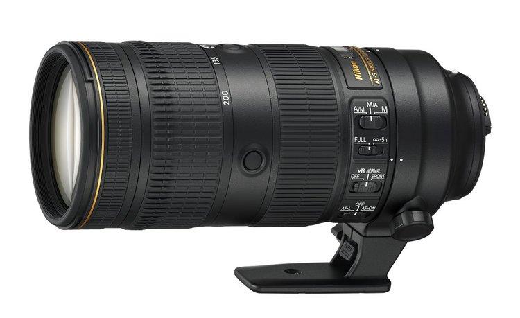 NIKKOR AF-S 70–200mm f/2.8E FL ED VR – obiektyw po tuningu -