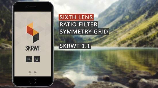 SKRWT: świetna aplikacja fotograficzna za grosze! -