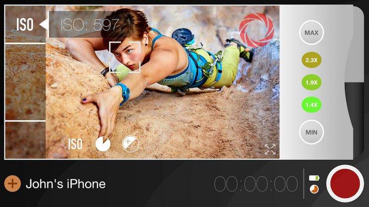 iPhone jak kamera filmowa z Filmic Pro -