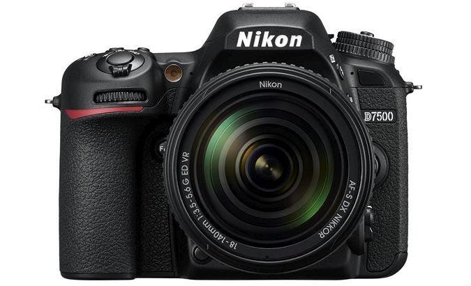 Nikon D7500 – lustrzanka prawie jak D500, a w niższej cenie -