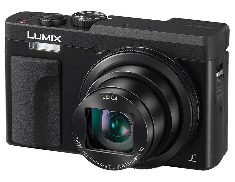 Panasonic LUMIX DC-TZ90 – zoom x30 i filmy 4K w małej obudowie -