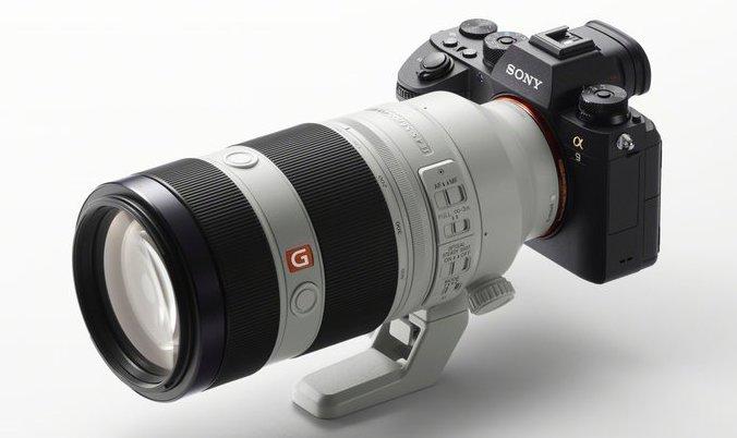 Sony G Master 100-400 mm – teleobiektyw dla pełnej klatki -
