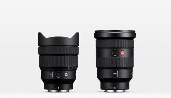Sony 16–35 mm F2,8 i 12–24 mm F4: dwa pełnoklatkowe zoomy systemu E -