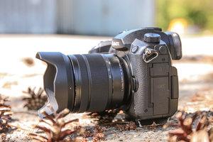 Test Panasonic Lumix GH5. Kamera o wyglądzie aparatu -