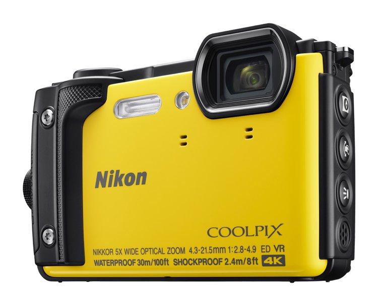 Nikon COOLPIX W300 – aparat na każdą pogodę -