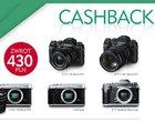 Cashback od Fujifilm