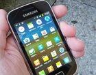 3.2-megapikselowy aparat 3.3-calowy wyświetlacz Android 2.3 Gingerbread ekran dotykowy solidna obudowa wymienna obudowa