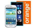 abonament w Orange jaki telefon w Orange Nokia Lumia 520 w Orange Nokia Lumia 720 w Orange Samsung Galaxy S III mini w Orange smartfon w Orange Sony Xperia L w Orange Sony Xperia SP w Orange