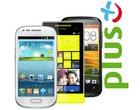 abonament w Plus dobry wybór w Plus LG Swift L9 w Plus Samsung Galaxy S III mini w Plus Samsung galaxy Xcover 2 w Plus Samsung Galaxy Young w Plus Windows phone 8S by HTC w Plus