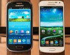 Galaxy S3 Mini czy Galaxy S4 Mini S3 Mini czy S4 Mini Samsung Galaxy SIII Mini czy Samsung Galaxy S4 Mini SIII Mini czy SIV Mini