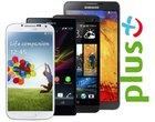 abonament w Plus HTC One w Plus najlepsze smartfony Samsung Galaxy Note 3 w Plus Samsung Galaxy S4 w Plus Sony Xperia Z w Plus Sony Xperia Z1 w plus topowe smartfony wydajne smartfony