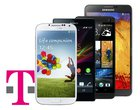 abonament w T-Mobile HTC One w T-Mobile najlepsze smartfony Samsung Galaxy Note 3 w T-Mobile Samsung Galaxy S4 w T-Mobile Sony Xperia Z w T-Mobile Sony Xperia Z1 w T-Mobile topowe smartfony wydajne smartfony