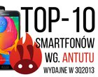 AnTuTu najbardziej wydajne smartfony ranking AnTuTu ranking smartfonów ranking smartfonów wg AnTuTu