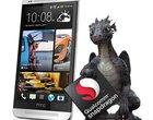 4-rdzeniowy procesor Android 4.4.1 KitKat ARM Qualcomm Snapdragon 800 HTC Sense