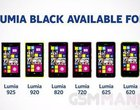 aktualizacja Nokia Lumia Black Windows Phone 8 GD