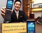 3.7-calowy wyświetlacz 8-megapikselowy aparat Android 4.2 Jelly Bean dwurdzeniowy procesor Galaxy Golden tanieje telefon z klapką