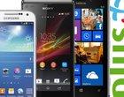 """4.5-calowy wyświetlacz abonament w Plus Huawei Ascend G526 w Plus Nokia Lumia 925 w Plus oferta Plus Samsung Galaxy S4 Mini w Plus smartfon z ekranem 4.5"""" Sony Xperia L w Plus"""