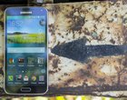 android 4.4 kitkat dobry telefon z Androidem Galaxy najlepszy smartfon TouchWiz wodoodporny smartfon wydajny smartfon