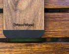 drewniane akcesoria etui do iPhone'a futerał pokrowiec