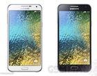 13-megapikselowy aparat 4-rdzeniowy procesor 5-calowy ekran 5.5-calowy wyświetlacz 8-megapikselowy aparat Android 4.4.4 KitKat Galaxy E5 w Polsce Galaxy E7 w Polsce metalowa obudowa modem 3G modem LTE