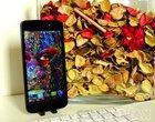 4-rdzeniowy procesor Android 4.4.1 KitKat telefon z Dual SIM