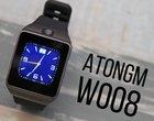 Atongm W008 - test smartwatcha
