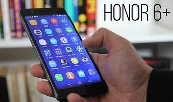 Honor 6 Plus – test telefonu - dobry telefon z Androidem smartfon do 1500 zł smartfon z dobrym aparatem