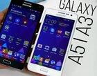 Samsung Galaxy A5 i Galaxy A3 - test telefonów