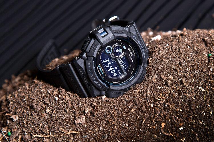 Casio już niedługo pokaże własnego smartwatcha - Casio inteligentny zegarek Smartwatch