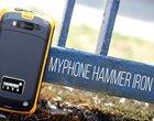 Odporny smartfon tani telefon z Androidem telefon do 400 zł wodoszczelny telefon z Androidem wytrzymały telefon