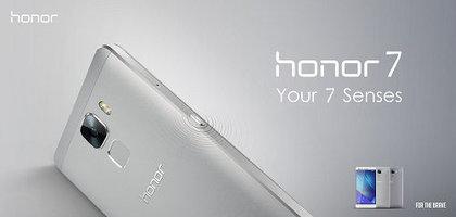 Honor 7 debiutuje w Europie - cena Honor 7 Honor 7 w Europie Huawei