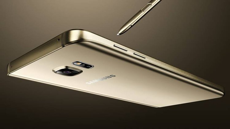 Samsung Galaxy Note 5 pojawił się w Polsce - Samsung Galaxy Note 5 w Polsce