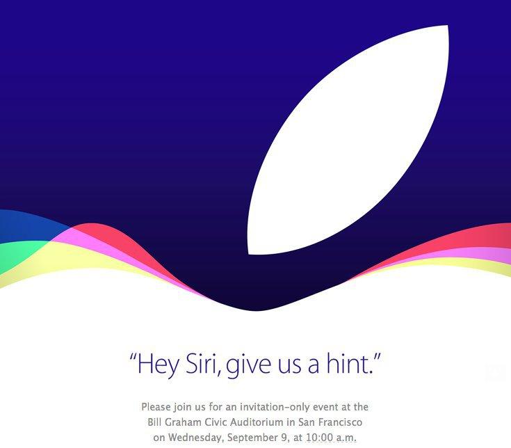 Apple zaprasza na konferencję. Nadchodzi iPhone 6S i iPhone 6S Plus - konferencja Nowy iPhone