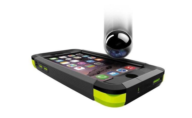 Thule Atmos X5 – pancerna obudowa na iPhone'a 6 i 6s - certyfikat IP68 pyłoodporność wodoodporność wytrzymała obudowa