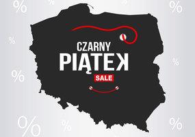 Czarny Piątek w Polsce (2015) - black friday 2015 Czarny Piątek 2015 dobra cena niska cena oferta promocyjna wyprzedaż