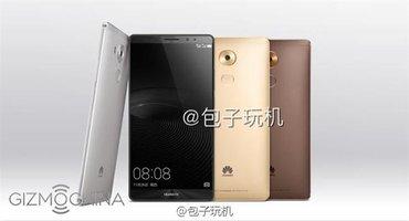 Huawei Mate 8 na oficjalnych renderach. Jeden z najładniejszych phabletów na rynku - Huawei Mate 8 na renderach metalowa obudowa piękny phablet wygląd Huawei Mate 8