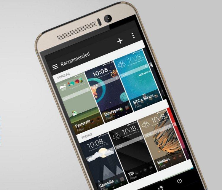 HTC One M10 z większym ekranem? - 5.2-calowy ekran ekran WQHD