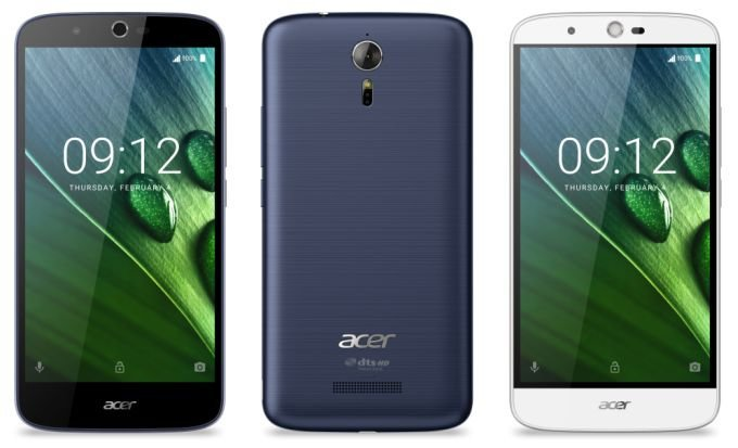 Acer Liquid Zest Plus z baterią 5000 mAh. Cena i data premiery ujawnione -