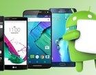 Zależy Ci na aktualizacjach? Stawiaj na Lenovo Moto, HTC i LG